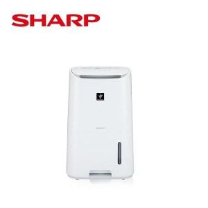 SHARP夏普 6L空氣清淨除濕機 DW-H6HT-W