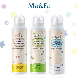 Ma&Fa 韓國熱銷魔法沐浴泡~可以玩的慕斯陽光杏果香