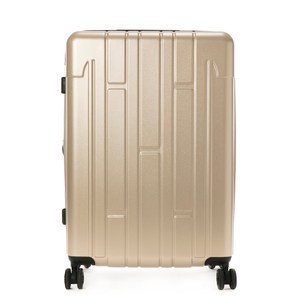 HOLA 龐森可擴充行李箱 28吋 香檳金