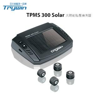 Trywin TPMS 300  太陽能充電胎外式胎壓偵測器