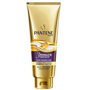 PANTENE 3分鐘快速修護 多效護髮精華素180ml*3