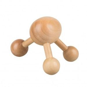 木製推壓按摩
