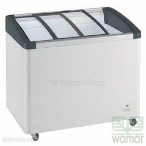 利勃 LIEBHERR 270L弧型玻璃推拉冷凍櫃 EFI-2753 (LED燈
