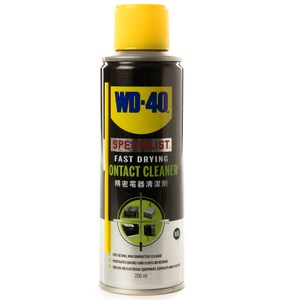 WD-40 Specialist 快乾型精密電器(電子接點)清潔劑 200ml