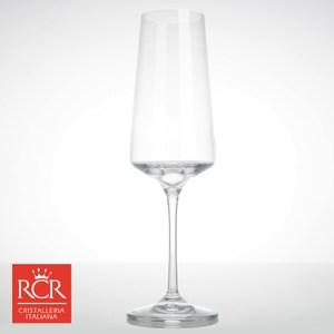 義大利 RCR 艾瑞爾 無鉛水晶香檳杯 350ml LUXION ARIA