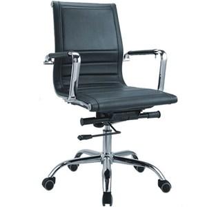 aaronation愛倫國度 皮面低背主管椅 (i-RS902SGA-