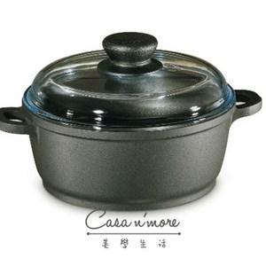 寶迪 Berndes Bonanza 雙耳 湯鍋 不沾鍋 含蓋 24 cm
