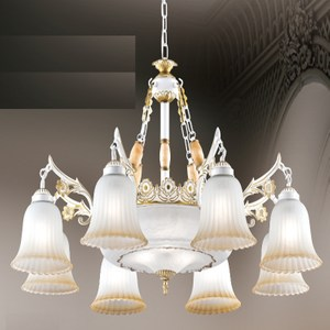 YPHOME  現代風客廳吊燈8燈 S81301H
