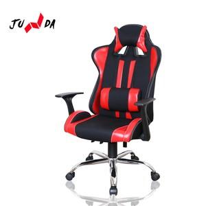 【JUNDA】GT580電競椅/電腦椅/賽車椅(二色任選)璀璨紅