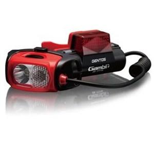 GENTOS全都亮 專業用可充電式頭燈-紅武士GB-77TTR