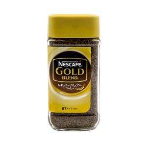 日本雀巢金牌即溶咖啡135g