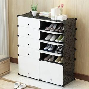 [特價]【Mr.Box】5層10門防塵鞋櫃/整理收納組合櫃