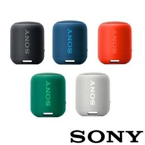 SONY 重低音防水攜帶型藍芽喇叭 SRS-XB12 公司貨黑色