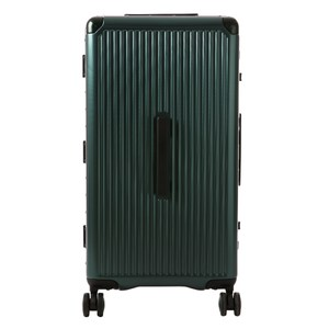HOLA 萊森大容量鋁框箱 30吋 墨綠色