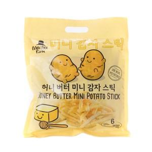 金大師迷你薯條-蜂蜜奶油16g*6P/袋