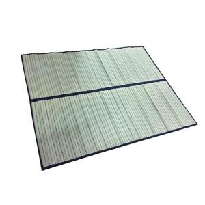 日本風格天然藺草雙人蓆150x186cm