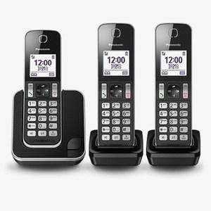 國際 Panasonic DECT數位式無線電話 KX-TGD313 / 中文功