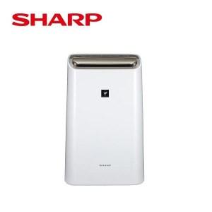 SHARP夏普 12L空氣清淨除濕機 DW-H12FT-W