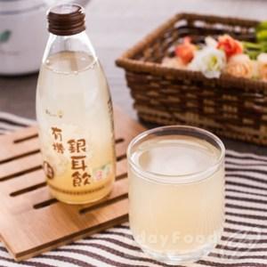 【羅東農會】羅董有機銀耳飲24瓶(245ml/瓶)