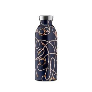 義大利 24Bottles 不鏽鋼雙層保溫瓶500ml - 皇家皇家