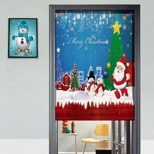 HONEY COMB 聖誕節門簾 風水簾GT-3570