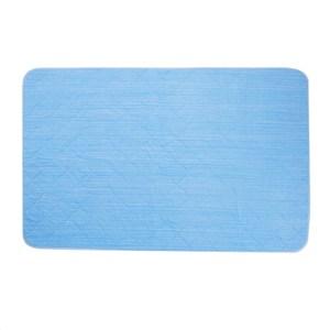 HOLA home 極光涼感沙發墊二人180x115cm 冰藍