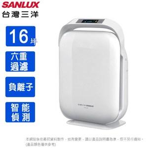 SANLUX台灣三洋16坪空氣清淨機 ABC-M8