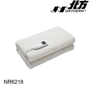 北方 雙人單控仿羊毛電熱毯  NR6218