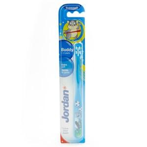 JORDAN 好朋友兒童牙刷 超軟毛 1~4歲適用 混色隨機