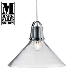 【MARKSLOJD】COLBY 透明玻璃笠型吊燈透明玻璃笠型吊燈