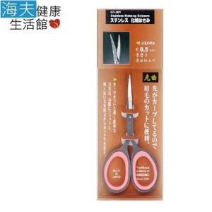 【海夫】日本GB綠鐘 GT 不銹鋼 安全彎式美顏修容剪(GT-301)