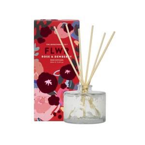 The Aromatherapy Co FLWR天然擴香-玫瑰野莓90ml