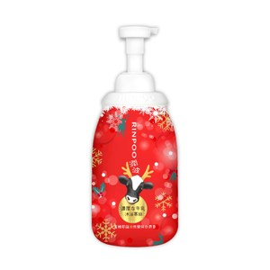 【潤波】沐浴慕絲  濃厚牛乳/輕脂肪牛乳 任選3瓶(550ml/瓶)濃厚牛乳 沐浴慕絲x3