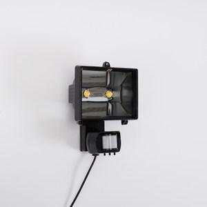 東亞 30W LED黃光投光感應燈