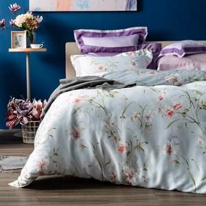HOLA 千嵐天絲床包兩用被組 雙人