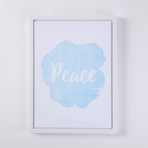 洛娜文字壁畫 和平