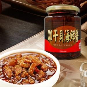 【那魯灣】澎富XO干貝海鮮醬6罐(265克/罐)
