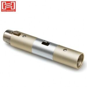 Hosa XLR母轉公XLR麥克風靈敏度衰減器ATT-448麥克風連接