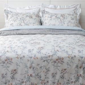 HOLA 羽溪天絲床包兩用被組 雙人