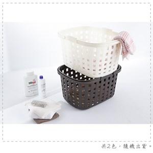 【DOLEDO】日式收納籃(36公升)-二入