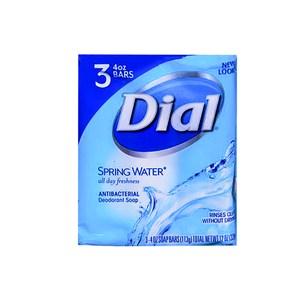 美國Dial黛雅礦泉香皂-抗菌除臭(4oz*3)*6組