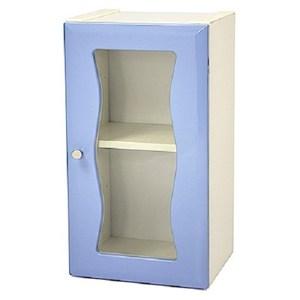 Aaronation 時尚塑鋼單門浴櫃 GU-C1010B