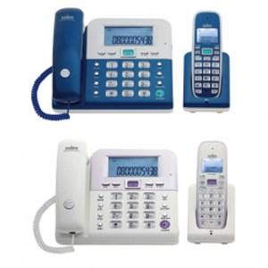 聲寶 SAMPO  CT-W1103NL 2.4Ghz高頻數位無線電話藍