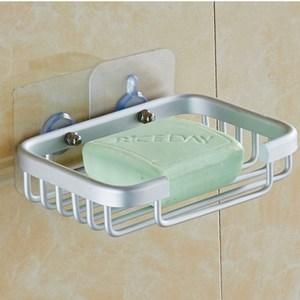 魔力免釘浴室肥皂架