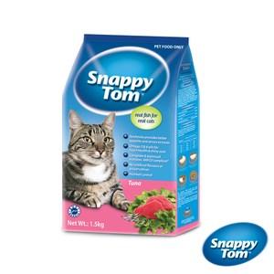 【ST幸福貓】貓乾糧 鮪魚風味1.5kg*2包組 (A002D06-1)