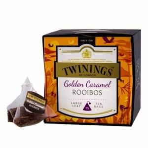 TWININGS鉑金系列琥珀焦糖博士茶 2.5gx15
