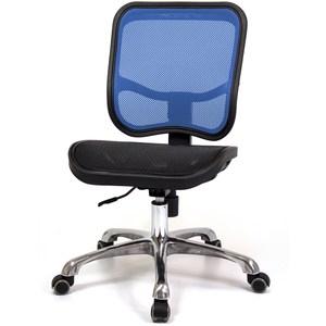 aaronation愛倫國度 辦公室專用久座型電腦椅 i-RS-109藍