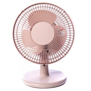 日本 ±0 正負零 桌上型風扇電風扇 粉色款 型號XQS-A220