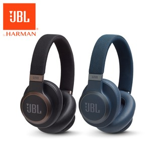 JBL LIVE650BTNC 藍牙耳罩式降噪智能耳機黑色
