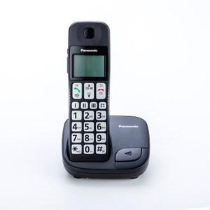 國際牌大按鍵大螢幕免持對講無線電話KX-TGE110